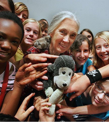 Jane-goodall-People