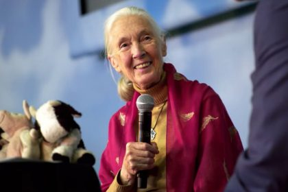 Jane Goodall: The Hope new documentary celebrates Earth Day 50 on National Geographic